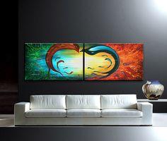 He encontrado este interesante anuncio de Etsy en https://www.etsy.com/es/listing/160041534/abstract-painting-of-impresive-koi-fish
