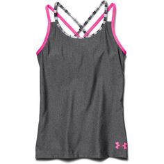 Under Armour® Girls' Elevate Tank Top