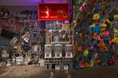 """10 Corso Como Seoul presented, """"Punk in Britain"""" the exhibition in celebration of Cheongdam store's 9th Anniversary & AvenueL store's 5th Anniversary."""