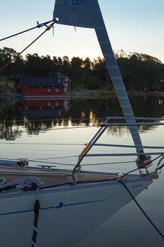 s/y Naminami / Purjehdusblogi / Jon 33 / Tuomas Pelto / Anu Kainulainen: Ahvenanmaalle taas