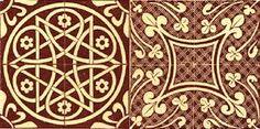 antique renaissance ceramic tiles - Google Search