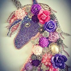 It's a May and it's bank holidays!💫 What a beautiful unicorn ❤ by