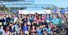 Thank you to CT Marathon, UCT Scrub Runners, Gareth Obery, JP Duminy and Zoe Brown for raising the most funds at this year's Peace Run - over Healing Heart, Waiting List, Childrens Hospital, Marathon, Fundraising, Scrubs, Runners, Hearts, The Incredibles