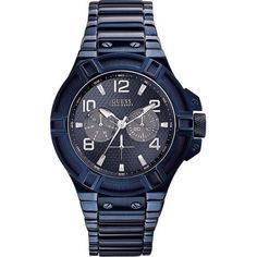Reloj Guess Hombre W0218G4 OFERTA 235€! Envío Gratis! Para más información i/o comprar clica aquí: http://www.joieriacanovas.com/relojes-hombre/guess-hombre/reloj-guess-hombre-ref-w0218g4.html #joieriacanovas #outletrelojes #relojesguess #relojeshombre #GuessWatches