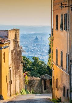 Fiesole, Firenze, Toscana, Italy