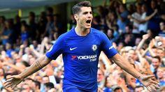Chelsea record signing Alvaro Morata alongside Kante, Hazard as key man