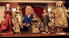 """Theriault's Dollmastery Vigette Series presents: Rare Early Continental Dolls From the Margaret Woodbury Strong Collection in Theriault's """"As In A Looking Glass"""" Auction.  Narrated by Florence Theriault  http://Theriaults.com"""