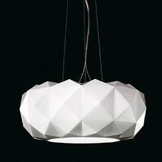 pendentif, une lumière, diamant de luxe peinture sur verre métallique – CAD $ 277.99