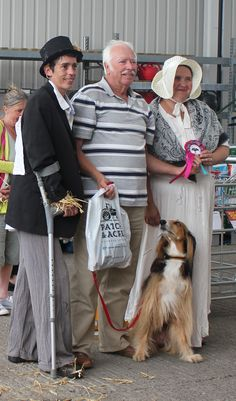 Mr Thomas with Tess the 10 yr old Afghan x Collie who won Best In Show Daisy Mae, Dog Show, Collie, Baby Strollers, Children, Dogs, Kids, Doggies, Pet Dogs