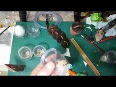 Como hacer una orza para el belén 2°parte - YouTube