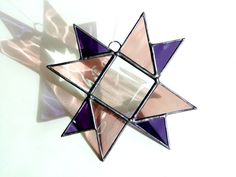 stained glass four point star - - Yahoo Image Search Results