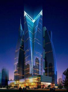 Modern India - Intl Finance Tech City, Gujarat