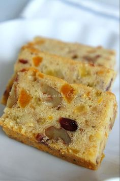 Yoghurt Fruit Cake