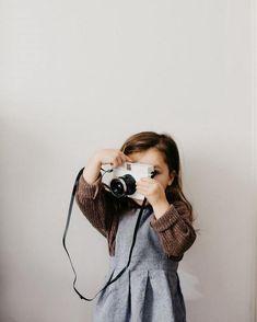 vintage | toddlers | polaroid | minimal | family | kids