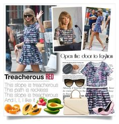 """Treacherous 'Red' 