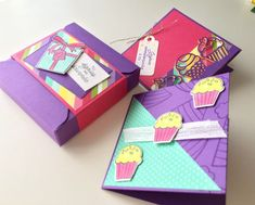 Atelier Quel Délice!!! Gift Wrapping, Gifts, Atelier, Paper Wrapping, Presents, Wrapping Gifts, Gifs, Gift Packaging, Favors