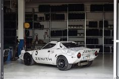 Ex-F1 Driver Érik Comas On His Racing Carreer And Love For The Lancia Stratos • Petrolicious