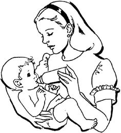 Free Printable Baby Doll Coloring Pages Throughout Inside