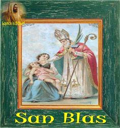 Leamos la BIBLIA: San Blas Obispo y Mártir
