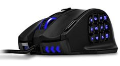 UtechSmart Venus 50 to 16400 DPI High Precision Laser MMO Gaming Mouse for PC for sale online Venus, Pc Gamer, Gaming Computer, Computer Mouse, Led, Gamer Gifts, Logitech, Ergonomic Mouse, Buttons