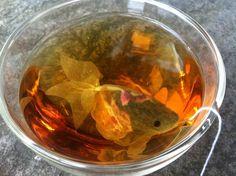 LesGoldfish Tea Bags imaginés par les designers de Charmvilla, basés à Taiwan, qui transforment le classique sachet de thé en adorablespetits poissons