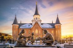 A closeup of the amazing sculpture at the new Provo City Center Temple | LDS Temple Pics