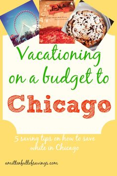 Vacationing To Chicago On A Budget #travel Vacationing in Chicago with the family does not have to be a huge expense, especially when there are so many deals and free activities to take advantage of. Chicago is a huge city, and there is tons of stuff to do, but the costs that come with family travel really add up when you try to do it all.  For a family vacation, it is important that you spend time together while also  {Read More}
