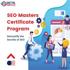 Master the art growing your organic traffic through SEO. Launching SEO Masters Certification for students and professionals who are looking to build a career in SEO. Register Now & Get a Free Demo Session!!!!  For Course related enquiries connect with us on  +91 96295 63927  #DigitalTraffics #digitalmarketing #seo #DigitalCourses #DigitalMarketingCourses #DigitalIndia #onlinelearning #lockdownlearning #careerindigitalmarketing Digital Marketing Strategy, Content Marketing, Online Marketing, Advertising Research, Video Advertising, Best Seo Software, Competitive Intelligence, Digital India, Seo Training