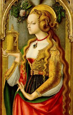 Carlo Crivelli. Maddalena. 1435-1495. ConSentido Propio: María Magdalena: Equívoco y Misterio (1)