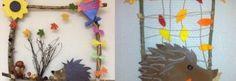 Unterrichten Sie Kinder auf spielerische Weise mit der Herbstsaison… 9 lustige Bastelideen!