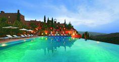 Luxury hotel, Morocco Cycling