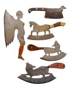 Antique Cleavers
