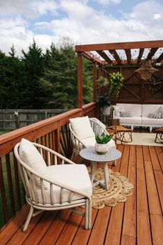 pergola + patio design