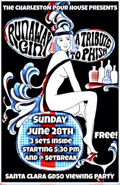 Runaway Gin :: The Charleston Pour House :: June 28, 2015 :: Charleston, SC #CHSMusic