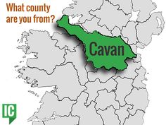 County Cavan | What's your Irish County? County Cavan. Photo by: Jay Sia