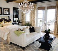 Master bedroom...same idea #master bedroom.  #interior design