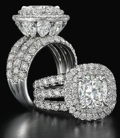 The most extensive of engagement traditions is the groom presenting his bride to be with a ring. Many regularly, the engagement ring is a diamond ring. Nevertheless, diamonds are not the only jewels utilized in engagement rings. Wedding Jewellery Gifts, Jewelry Gifts, Jewelry Accessories, Fine Jewelry, Jewellery 2017, Clean Jewelry, Bali Jewelry, Jewellery Rings, Jewellery Shops