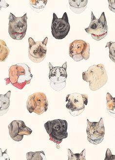 Imprimolandia: Estampados con animales