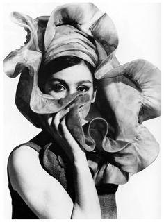 Sophie Derly in Berlin, 1964. Photo: RicoPuhlmann.