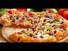 how can make pizza at home in hindi-urdu - YouTube