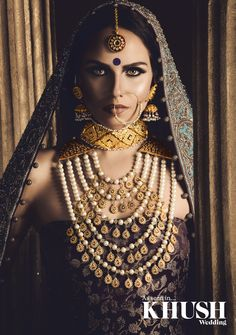 Statement jewels, gold and pearl are the perfect way to complete your Big Day look with Deeya Jewellery and Accessories +44(0)7545 228 167 info@deeya.co.uk www.deeya.co.uk Makeup: Nasheila MUA Hair: Saira Rahman Hairstylist Outfit: Texheeb