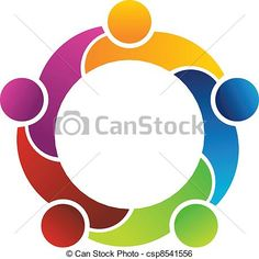 Vector - Teamwork - stock illustration, royalty free illustrations, stock clip art icon, stock clipart icons, logo, line art, EPS picture, pictures, graphic, graphics, drawing, drawings, vector image, artwork, EPS vector art