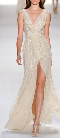Beautiful glitter gown !