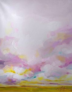 Abstracts and Landscapes  By Painter Emily Jeffords