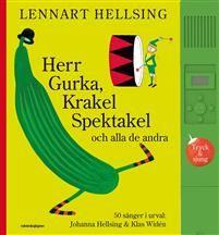 Herr Gurka, Krakel Spektakel och alla de andra - Elina?