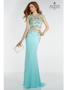 Alyce Paris 6512 | Find this 2016 prom dress at www.henris.com