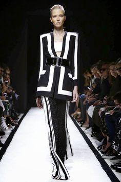 BALMAIN - Spring Summer 2015 - Paris Fashion Week