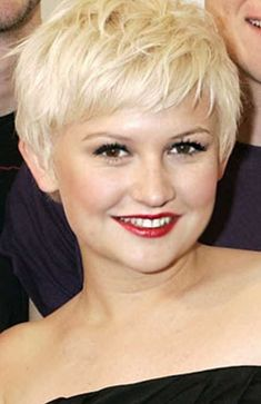 Short Hairstyles For Fat Faces 2015 2016