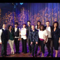 Backstreet Boys & The Talk Hosts!