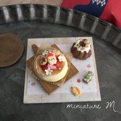 チーズケーキとクグロフセット